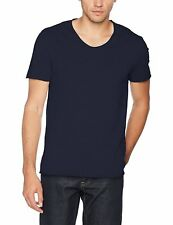 Selected Men's Shnnewmerce Ss O-Neck Tee Noos T-Shirt. SIZE S. RRP 15.99.BARGAIN