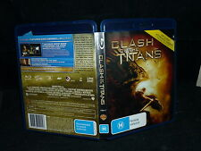 CLASH OF THE TITANS (BLU-RAY DISC, M)