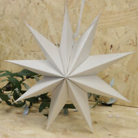 Hanging Star White Grey Black Wall Wedding Party Decoration