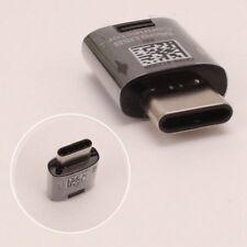 Para Samsung Galaxy S8 + Conversor de adaptador original Micro USB a tipo C