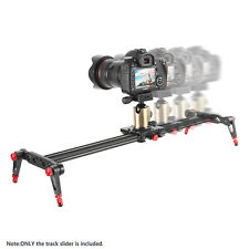 Neewer Photo Studio Camera Track Slider Video Stabilizer Rail with 4 Bearings