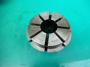 """ENGINEERS CRAWFORD MULTIBORE COLLET T285 E10  1-1/8""""- 1-1/4""""   28.57- 31.75MM"""