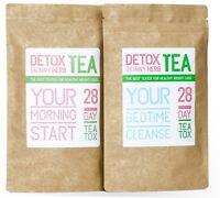 *NEW* 28 Day Detox Tea: Detox Skinny Herb Tea- Body Cleanse, Natural Weight Loss