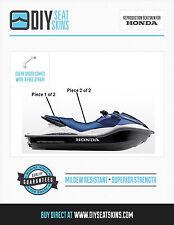 F-12 X F15-X HONDA BLUE Seat Skin Cover 04 05 06 07 +