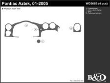 PONTIAC AZTEK 2001 2002 2003 2004 2005 DASH TRIM KIT b