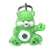 Care Bears Good Luck Bear KeyChain Zip Attachable Charm By American Greetings