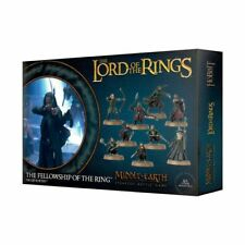 Lord of the Rings Hobbit Fellowship of the Ring Box Lotr Games Workshop