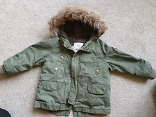 Zara Baby Boy Coat Jacket 12-18months