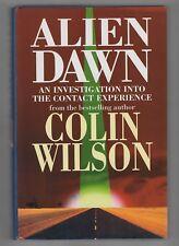 ALIENS UFOs  =  COLIN WILSON  =  ALIEN DAWN  =