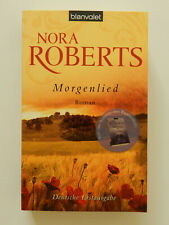 Nora Roberts Morgenlied Roman