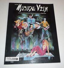 In The Musical Vein - Adventure Scenario Sourcebook for NIGHTLIFE RPG Game Book