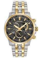 Citizen BL8144-54H Calibre 8700 Mens Two Tone Perpetual Calendar Eco-Drive Watch