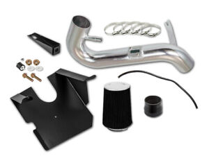 GSP Black COLD AIR INTAKE KIT Ford 05-09 Mustang Base 4.0L 245Cu. In. V6 GAS