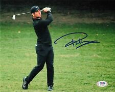 New listing PAUL CASEY signed 8x10 photo PSA/DNA Autographed Golf