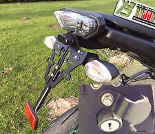 Kennzeichenhalter Tail tidy für Yamaha MT09 MT-09 Ori/mini Complete kit