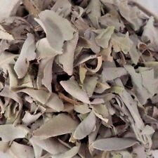 Loose California White Sage Smudge: 1/4 lb Bag (Ceremonial, Cleansing) 4 oz