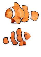 Clown Fish Figure Ocean Animal Model Educational Kids Toys Collector Decor Gift