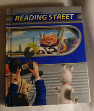 Scott Foresman Reading Street Grade 4 Student Textbook 4.2 HC 2011 Language
