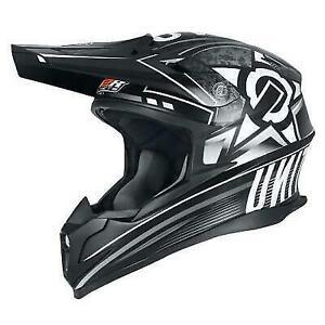 M2R Unit X4.5 Alliance Motocross Helmet Size - Carbon Composite - Large