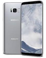 Samsung Galaxy S8 SM-G950U - 64GB - Arctic Silver (T-Mobile) Smartphone