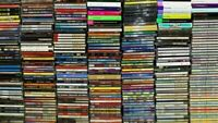 Assorted CDs Lot of 25 Different Types of Artists/Bands-BULK WHOLESALE LOT