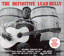 Leadbelly - The Definitive (NEW SEALED 2 CD)