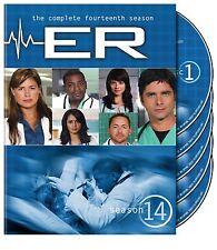 NEW - ER: Season 14