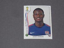 562 E. JOHNSON DC UNITED SOCCER USA PANINI FOOTBALL FIFA WORLD CUP 2014 BRASIL