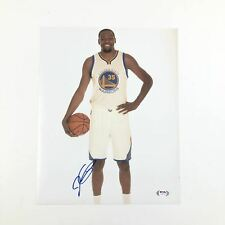 Kevin Durant signed 11x14 photo PSA/DNA Golden State Warriors Nets Autographed