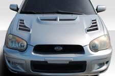 2004-2005 Subaru Impreza WRX STI Duraflex C-1 Hood - 1 Piece 113607