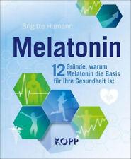 Melatonin|Brigitte Hamann|Gebundenes Buch|Deutsch