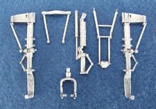 Dornier Do 335 Landing Gear For 1/48th Scale Tamiya Model  SAC 48103