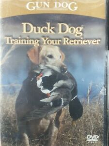 Gun Dog Training - DVD - Training Your Retriever New
