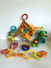 New listing Lot of 7 Lamaze Fisher Price Other Assorted Infant Baby Toys