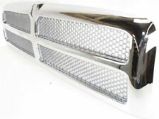 1994 - 2002 Dodge Ram Chrome Grille 1500 2500 3500 CH1200178