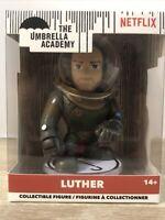 "Netflix The Umbrella Academy ""Luther"" XTreme Play 2020 Collectible Figure NIB"
