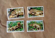 Francobolli tematici, delle Isole Salomone, al WWF