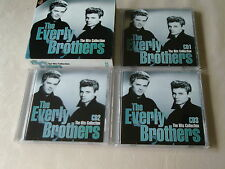 3 CD Box Set - The Everly Brothers - The Hits Collection - 54 Tracks
