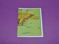 N°61 PANINI TINTIN HERGE LOMBARD 1990 MILOU CAPITAINE HADDOCK TOURNESOL DUPONT