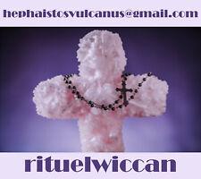 rituel magie blanche Purification avec le Sel Voyance Nettoyage Médium