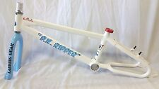 "2017 SE Racing Mike Buff PK Ripper Looptail 21"" BMX Retro Frame & Fork"