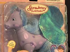 Strawberry Shortcake Bandai Fillies FANTASY SPARKLES HUCKLEBERRY HASH Pony RARE