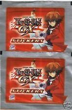 YU-GI-OH GX/Sticker/2 cartocci/RARO