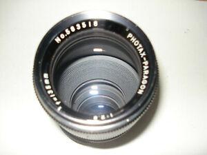 Photax Paragon M42 fit 135mm F2.8 prime telephoto lens. Film / Digital. Nice.