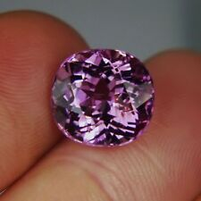 Gem! Purple Pink Paraiba Tourmaline Mozambique 7.68 ct GLI