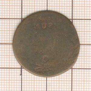 Pays Down Austrian Mint Incuse Of Farthing 1788?