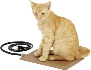 K&H Pet Products Extreme Weather Kitty Pad Petite, Tan