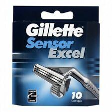 Gillette Sensor Excel Men's Razor Blades - 5 Cartridge (2 Pack)