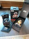 Sphero BB-8 App Enabled Droid with Force Band in Original Boxes - Excellent Cond