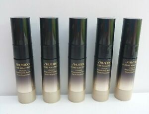 Set of 5 Shiseido Future Solution LX Ultimate Regenerating Serum, 5x5.6ml=28ml